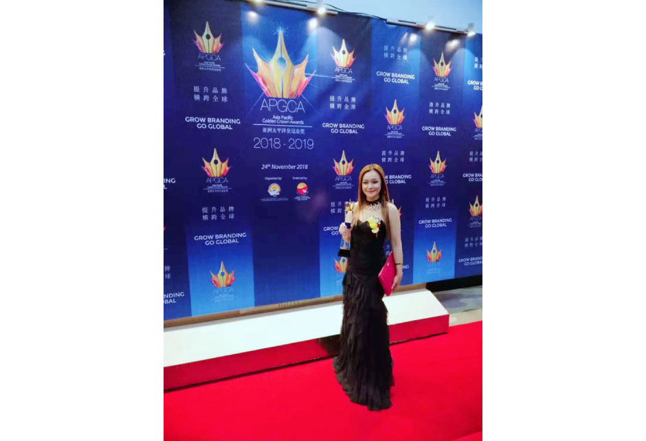 Asian Pacific Golden Crown Awards